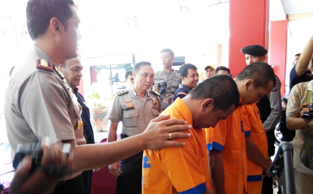 Pesta Sabu di Selok Awar-awar, Bandar Narkoba Asal Madura Diringkus Polisi