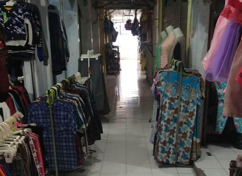 Tradisi Tawar Menawar di Pasar Tradisionall Mulai Ditinggalkan Pembeli