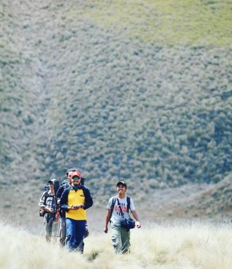 Pendakian Semeru Lumajang Dibuka Harus Terapkan Prokes Covid Ketat