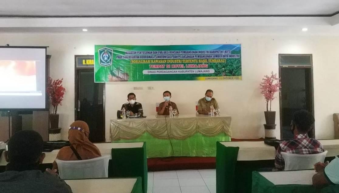 Komisi B DPRD Berharap Petani Tembakau Lumajang Semakin Berkualitas