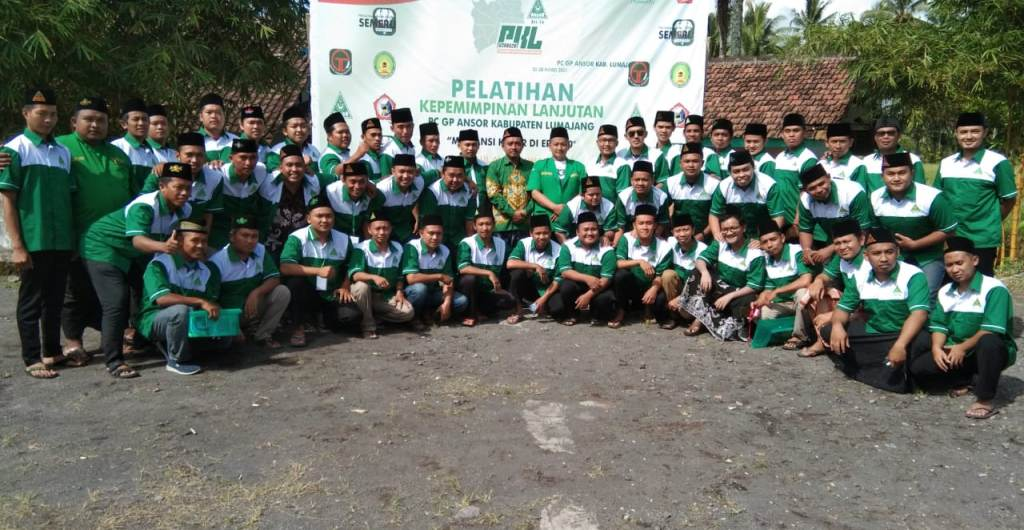 GP Ansor Lumajang Sukses Gelar PKL
