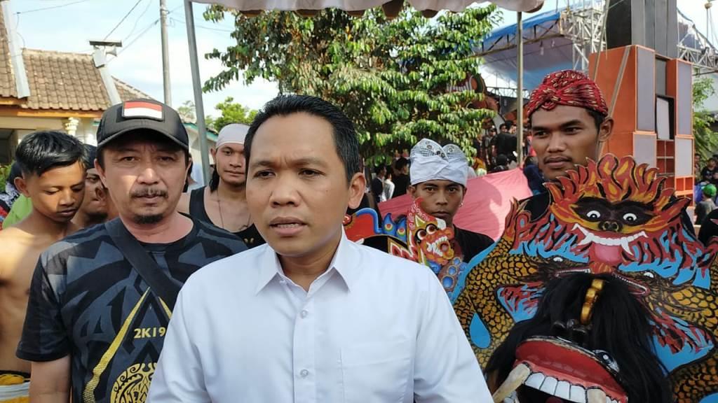 Cak Thoriq Janji Gelar Festival Seribu Tari Rampak Barong Lumajang