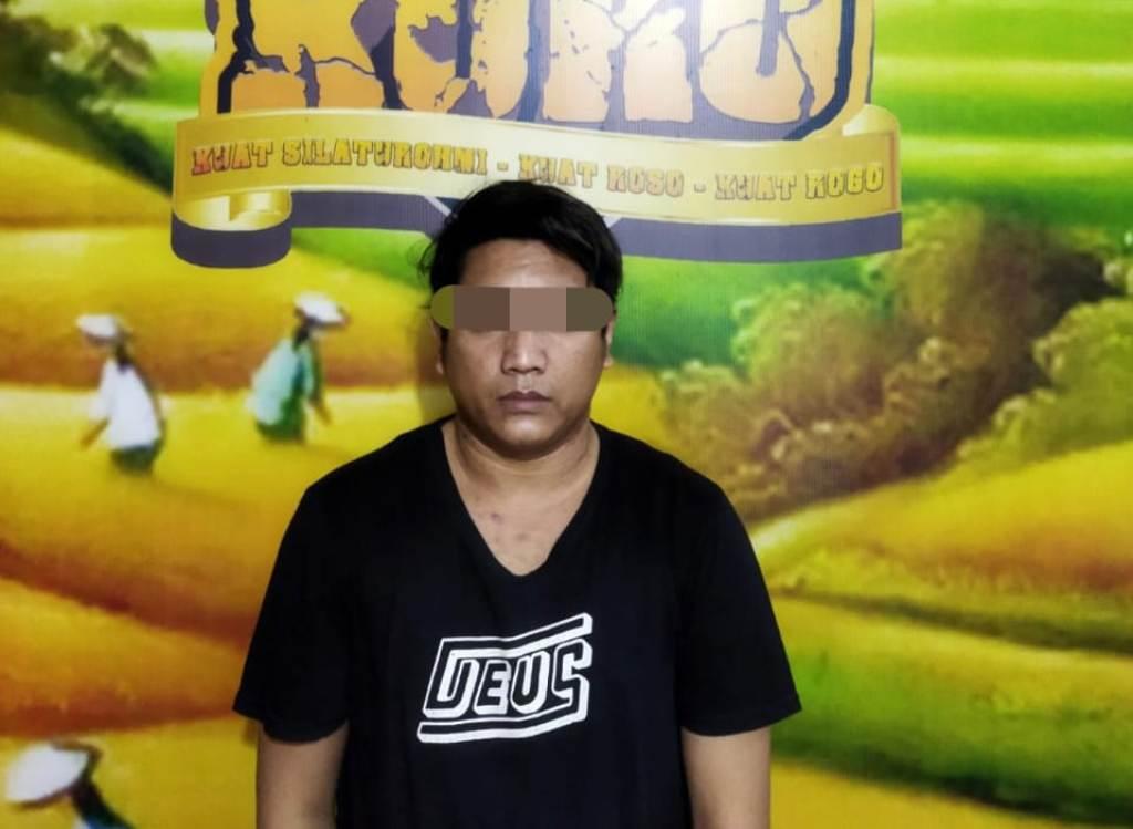 Pemuda Ranuwurung Lumajang Diringkus Polisi Pakai Narkoba