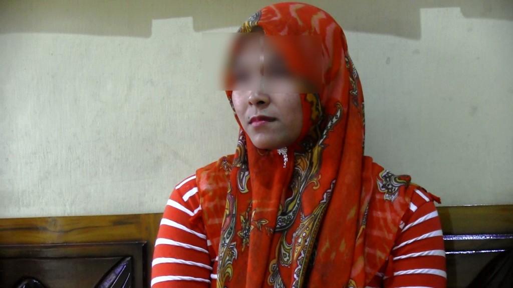 Rasmi, Perempuan Berkulit Putih Asal Medan Dalam Kasus Sombo Berdarah