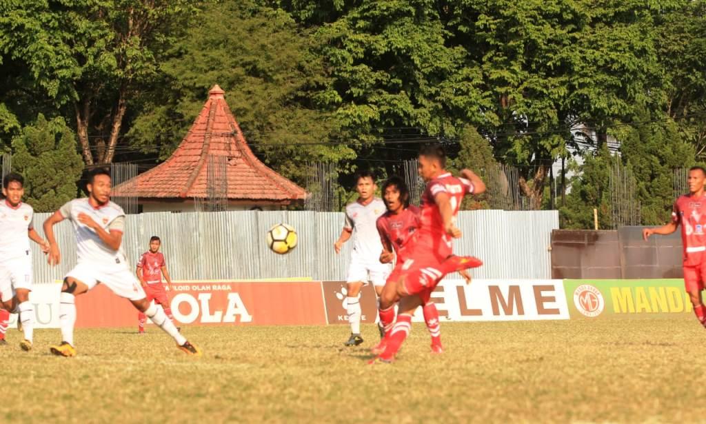 Mantab..!! Semeru FC Sukses Tundukkan Blitar United 1-0