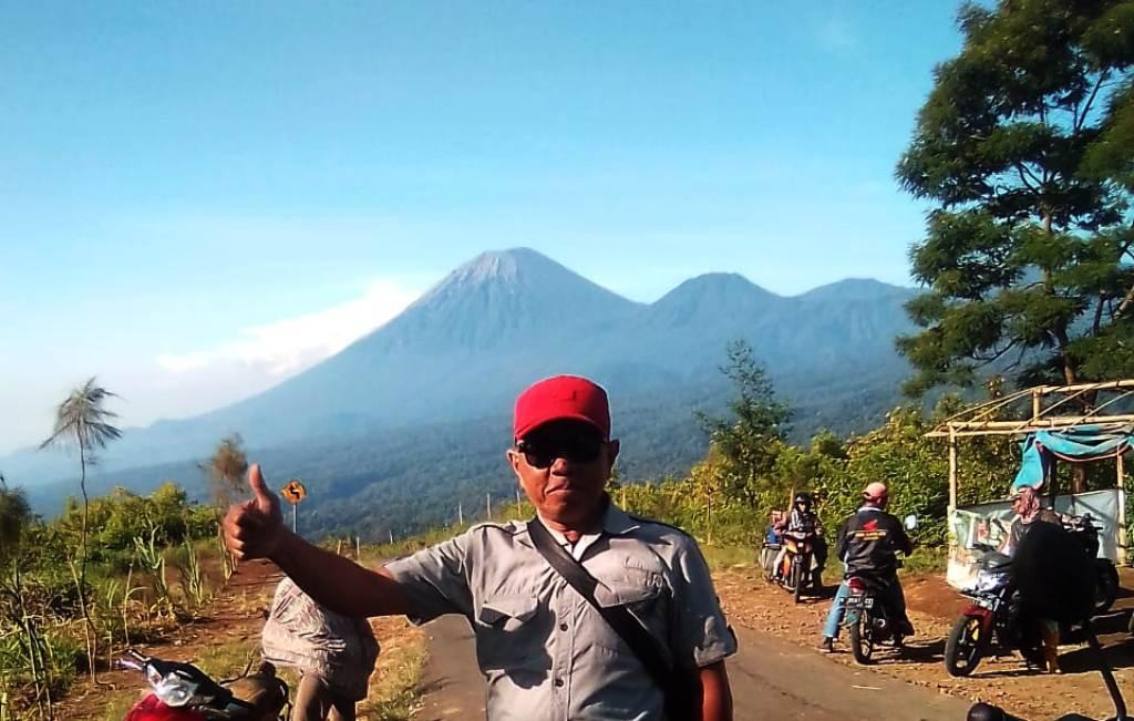 Status Gunung Semeru Waspada Penambang Pasir Perlu Siaga