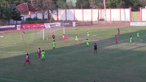 Poin Perdana, Semeru FC Babat Habis PSBS Biak 4-1