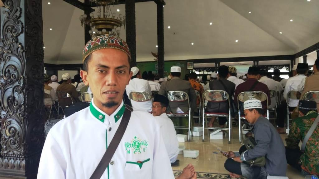 Ustadz Sholeh Magrobi Ajak Orang Tua Sekolahkan Putra Putrinya di Madin