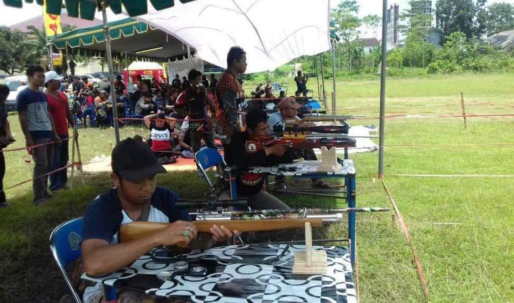 Penembak Lumajang Siap Ramaikan Kejuaraan Terbuka Menembak Senapan Angin di Jember
