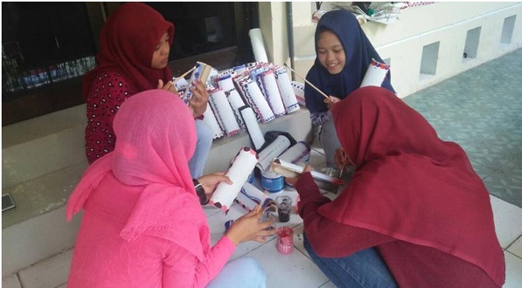 Luar Biasa..!! SMKN 02 Lumajang Dipilih Sekolah Adiwiyata Jawa Timur