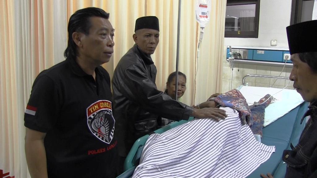 Tim Cobra Minta Keluarga Korban Pembacokan Brutal Tak Balas Dendam