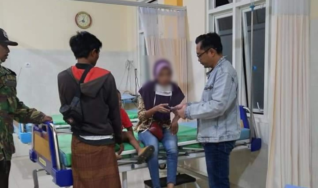 Ibu Muda Jadi Korban Jambret di Jalan Gesang Lumajang