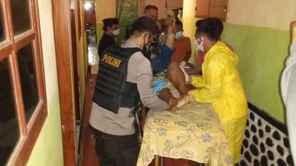 Janda Muda Tewas di Kamar Kos Bersimbah Darah di Tempeh Lumajang