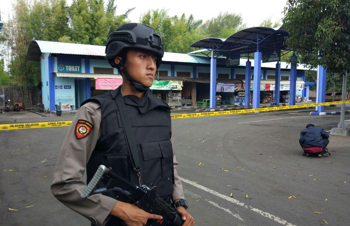 Gegerkan Warga dan Polisi, Benda Mencurigakan Ditinggal di Terminal Minak Koncar