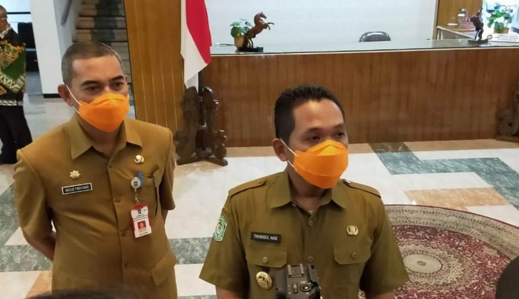 Gaji PNS Lumajang Dipotong Bantu Warga Terdampak Corona