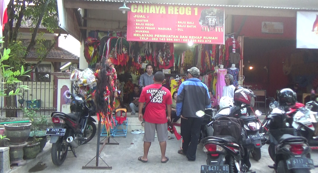 Curi Baju di Jalan Toga, Seorang Ibu Warga Jatiroto Dipolisikan