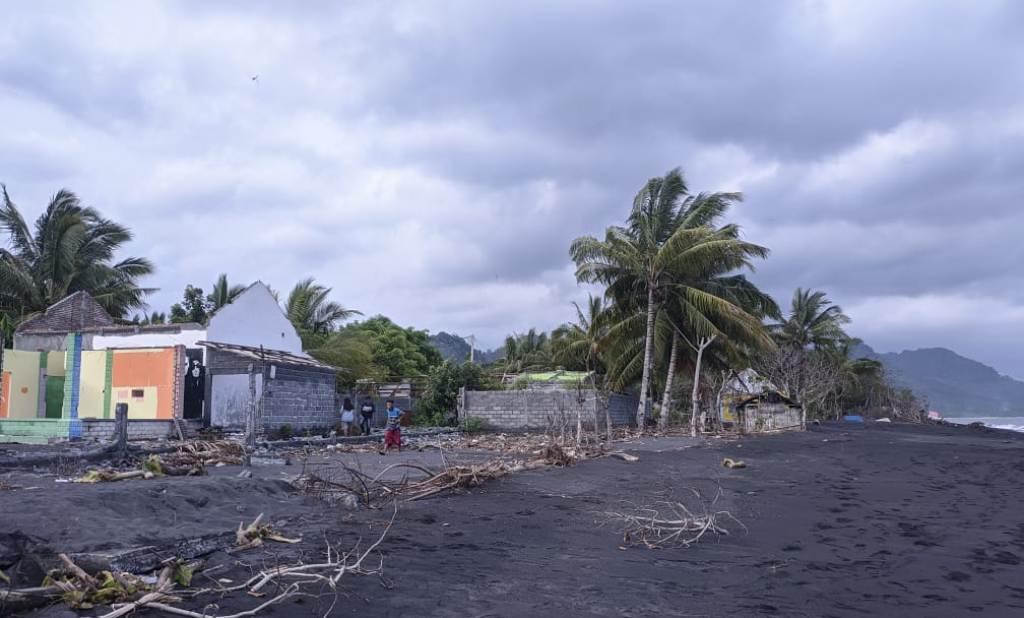 Wisata Pantai TPI Tempursari Lumajang Akan Jadi Kenangan