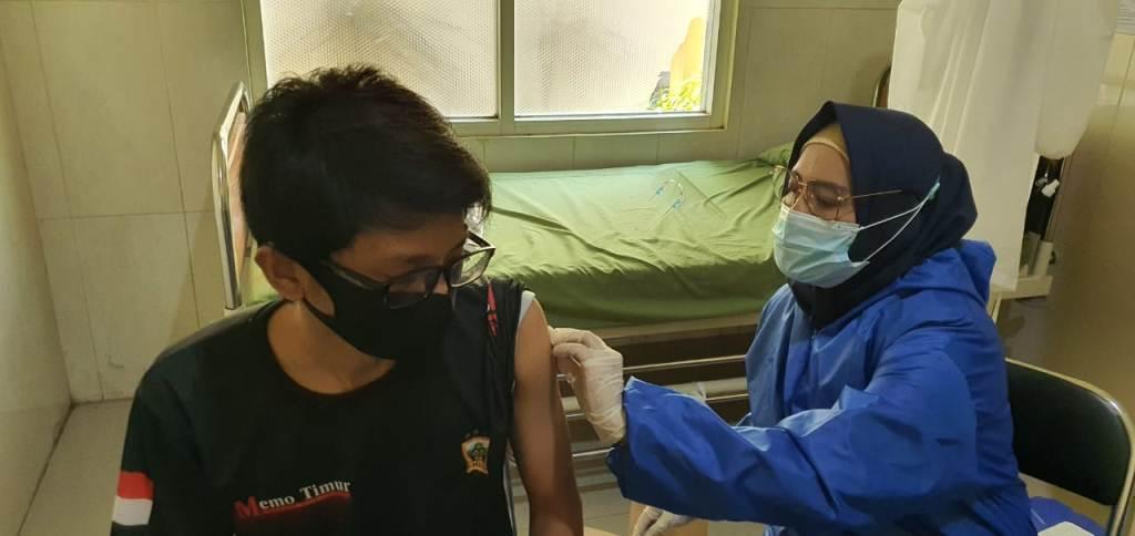 10 Ribu Warga Lumajang Selesai di Vaksin Covid 19