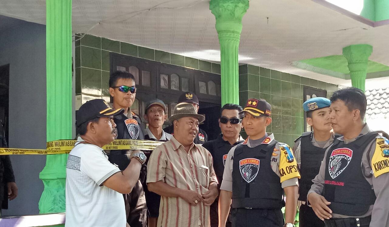 Motif Serupa, Kapolres Yakini Perampokan Berkomplot Sama di Dusun Meleman
